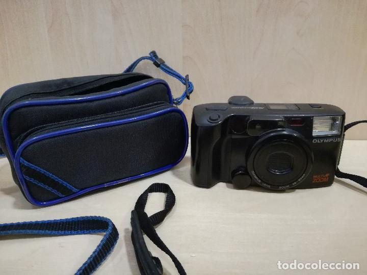 CAMARA FOTOGRAFICA - OLYMPUS AZ-200 (Cámaras Fotográficas - Clásicas (no réflex))