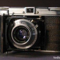 Cámara de fotos: EXCELENTE CAMARA DE 35MM, FUELLE..CALIDAD VOIGTLANDER VITO II FABRICADA EN ALEMANIA 1955 NO TESTEADA. Lote 118337699