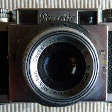 Cámara de fotos: CAMARA FOTOGRAFICA BRAUN PAXETTE. AÑOS 50. Lote 118782027