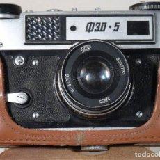 Cámara de fotos: CÁMARA FOTOS FED-5. Lote 118910943