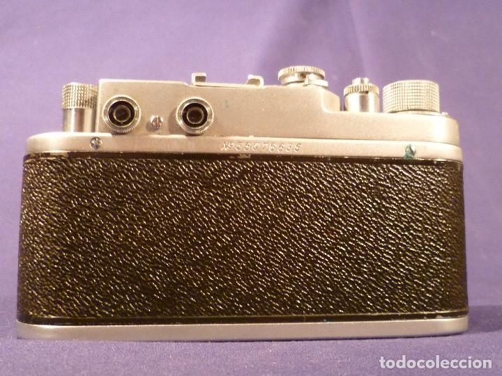 Cámara de fotos: CAMARA ZORKI C TIPO LEICA - SOVIÉTICA - RUSA - URSS - Foto 15 - 118993191