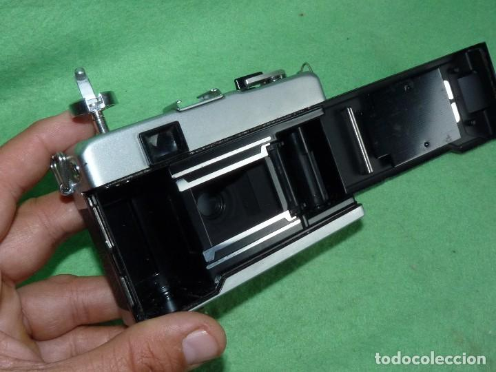 Cámara de fotos: Genial cámara Yashica ME 35 objetivo Yashinon 38 mm F/2.8 original Made in Japan 1972 - Foto 5 - 119030995