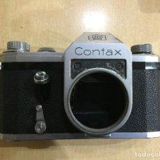 Cámara de fotos: CONTAX. Lote 119250983