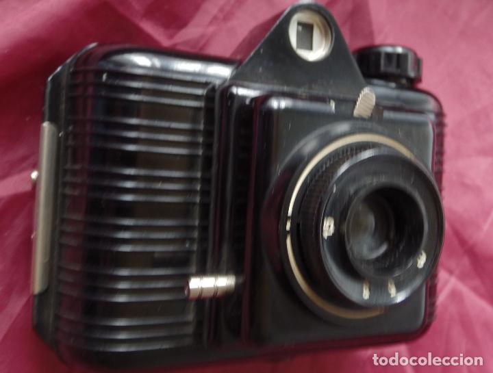 CAMARA FOTOGRAFICA DE BAQUELITA WINAR (Cámaras Fotográficas - Clásicas (no réflex))