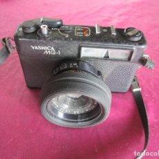 Cámara de fotos: CAMARA YASHICA MG-1. Lote 119638167