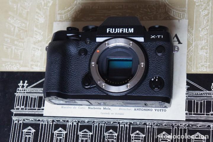 Cámara de fotos: DIGITAL MIRRORLESS PRO Fujica XT1.CUERPO.IMPECABLE. - Foto 3 - 120027391
