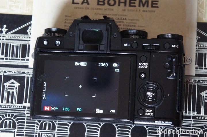 Cámara de fotos: DIGITAL MIRRORLESS PRO Fujica XT1.CUERPO.IMPECABLE. - Foto 4 - 120027391