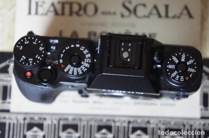 Cámara de fotos: DIGITAL MIRRORLESS PRO Fujica XT1.CUERPO.IMPECABLE. - Foto 5 - 120027391