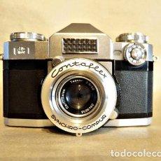 Cámara de fotos - Cámara fotográfica Zeiss Ikon - Contaflex- Óptica Carl Zeiss Tesar 2.8/50 - 120077139