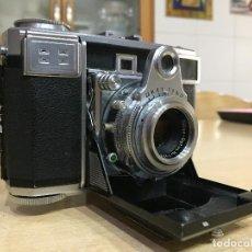 Cámara de fotos: ZEISS IKON CONTESSA CON 45MM 2,8 TESSAR. Lote 121455083