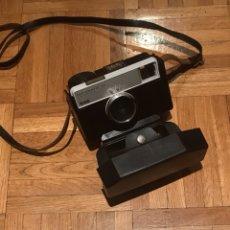 Cámara de fotos: CÁMARA KODAK INSTAMATIC 33 CON FUNDA ORIGINAL. Lote 121542672