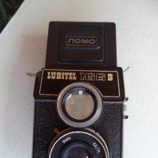 Cámara de fotos: CAMARA LUBITEL 166 B.UNION SOVIETICA. Lote 121861171
