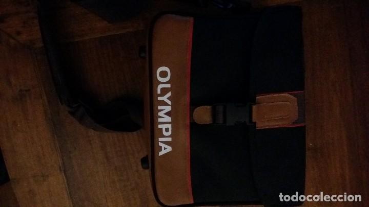 Cámara de fotos: Olympia + maletin + flash - Foto 3 - 122776963