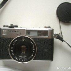 Cámara de fotos: YASHICA MG-1 CONS YASHINON 45MM 2.8. Lote 123525015