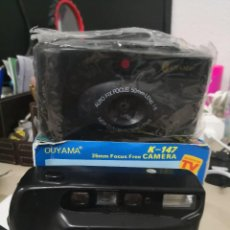 Cámara de fotos: CAMARA PREMIER AF PC-840 + OTRA CAMARA OUYAMA K-147. Lote 124211783