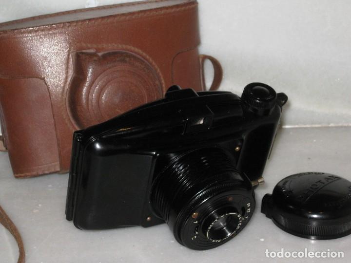 Cámara de fotos: Photax. Made in France. No probada. - Foto 3 - 124453155