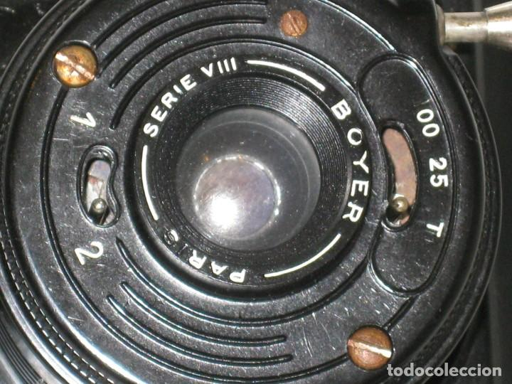 Cámara de fotos: Photax. Made in France. No probada. - Foto 4 - 124453155