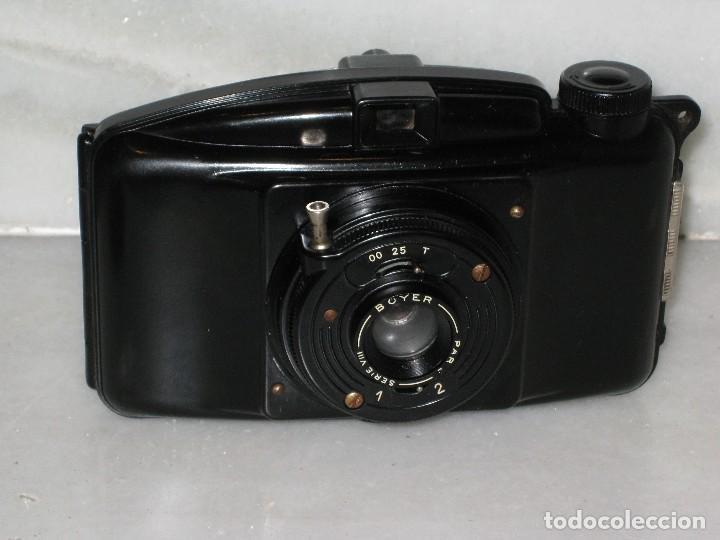 Cámara de fotos: Photax. Made in France. No probada. - Foto 7 - 124453155