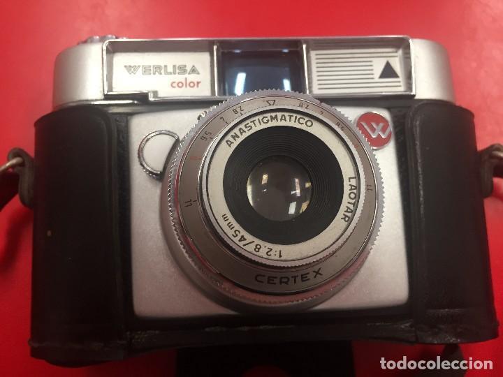 Cámara de fotos: Camara de fotos VERLISA - Foto 3 - 124913847