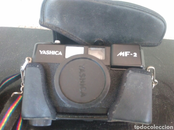 Cámara de fotos: Camara foto yashica MF-2 - Foto 2 - 126342828