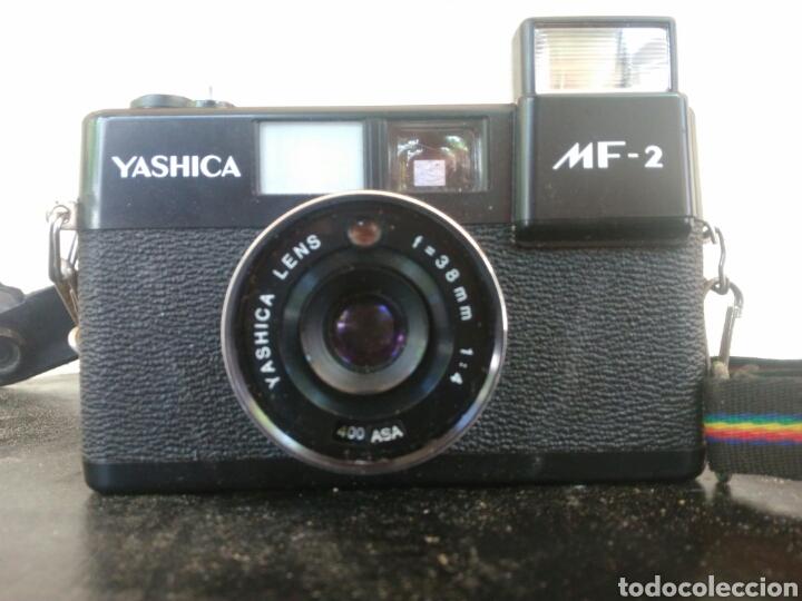 Cámara de fotos: Camara foto yashica MF-2 - Foto 4 - 126342828