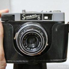 Cámara de fotos - Cámara Rusa CMEHA 8 - OMO (Smena) - Con su estuche origina - 126539947