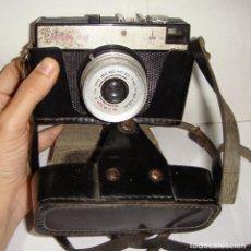 Cámara de fotos: ANTIGUA CAMARA FOTOGRÁFICA SOVIÉTICA CMEHA SMENA LOMO 8M.. Lote 126548291