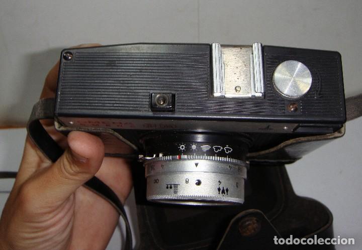 Cámara de fotos: ANTIGUA CAMARA FOTOGRÁFICA SOVIÉTICA CMEHA SMENA LOMO 8M. - Foto 4 - 126549443