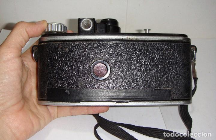 Cámara de fotos: Antigua cámara fotográfica. - Foto 3 - 126549599