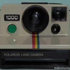 Cámara de fotos: CAMARA POLAROID 1000. VINTAGE 1977. Lote 127446455