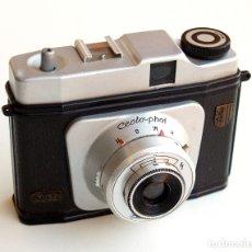 Cámara de fotos: *1958* • CERTO WERK ' CERTO-PHOT ' F8 75MM • FORMATO MEDIO 6X6 LOMOGRÁFICA. Lote 95604907