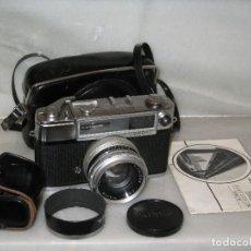 Cámara de fotos: YASHICA MINISTER-700. NO PROBADA.. Lote 127735319
