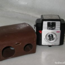 Cámara de fotos: BROWNIE STARLET EN SU FUNDA ORIGINAL. NO PROBADA.. Lote 128012819