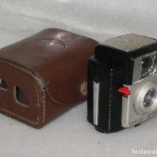 Cámara de fotos: BROWNIE STARLET EN SU FUNDA ORIGINAL. NO PROBADA.. Lote 128022415