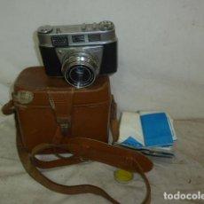 Cámara de fotos: ANTIGUA CAMARA FOTOGRAFICA KODAK RETINETTE IIA. FOTOGRAFIAR.. Lote 128385739