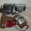 Cámara de fotos: ANTIGUA 3 CAMARA FOTOGRAFICA WERLISA COLOR, CAMARAS DISTINTOS MODELOS. FOTOGRAFIAR.. Lote 128385991