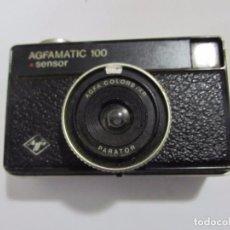 Cámara de fotos: CÁMARA DE FOTOS AGFAMATIC 100 SENSOR. Lote 129361271