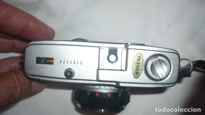 Cámara de fotos: Cámara OLIMPUS TRIP 35 (Made in Japan) - Foto 3 - 129962727