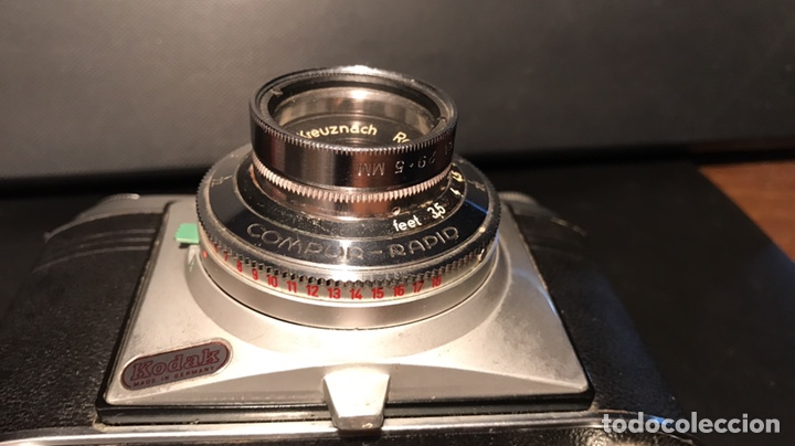 Cámara de fotos: Cámara Kodak Retinette con objetivo Reomar. 45 mm (1:3,5) - Foto 2 - 130623634