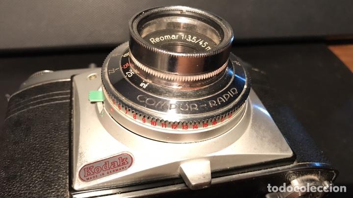 Cámara de fotos: Cámara Kodak Retinette con objetivo Reomar. 45 mm (1:3,5) - Foto 3 - 130623634