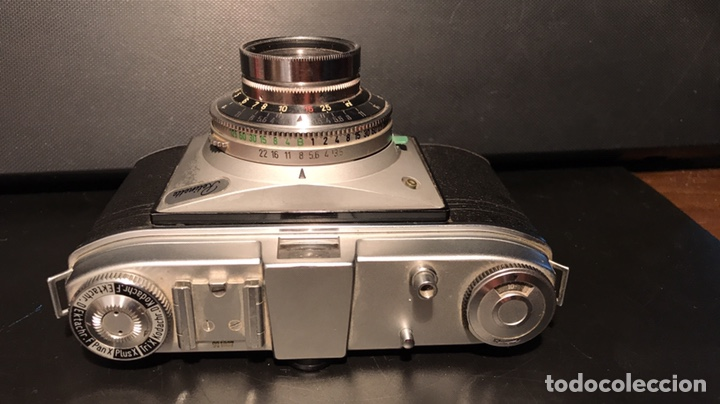 Cámara de fotos: Cámara Kodak Retinette con objetivo Reomar. 45 mm (1:3,5) - Foto 4 - 130623634