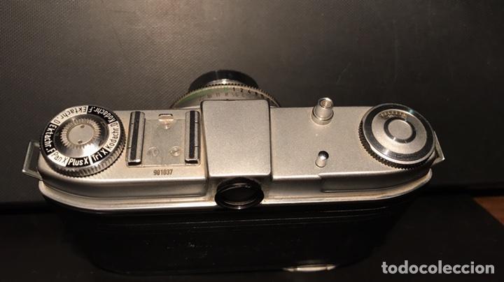 Cámara de fotos: Cámara Kodak Retinette con objetivo Reomar. 45 mm (1:3,5) - Foto 5 - 130623634