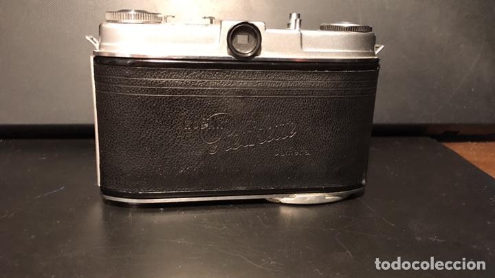 Cámara de fotos: Cámara Kodak Retinette con objetivo Reomar. 45 mm (1:3,5) - Foto 6 - 130623634