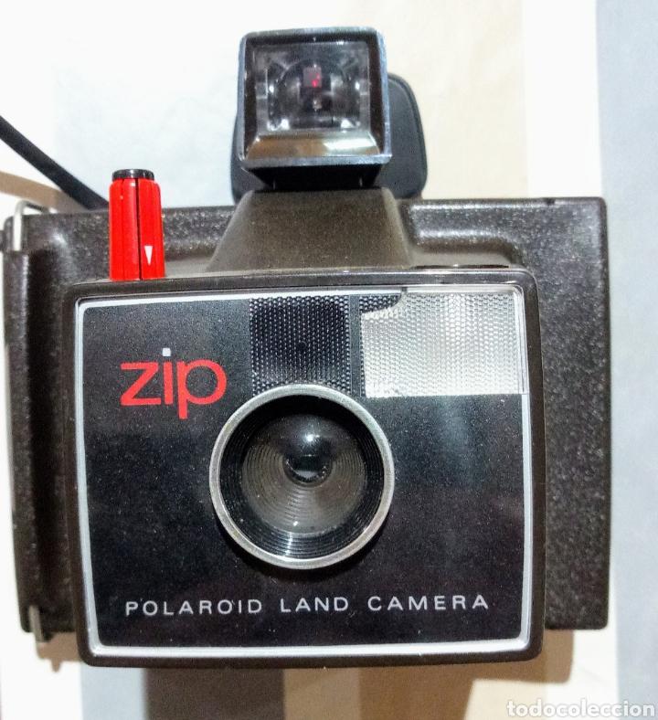 CAMARA DE FOTOS INSTANTANEA POLAROID LAND ZIP (Cámaras Fotográficas - Clásicas (no réflex))