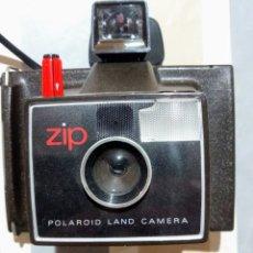 Cámara de fotos: CAMARA DE FOTOS INSTANTANEA POLAROID LAND ZIP. Lote 131478995