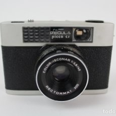 Cámara de fotos: CAMARA DE FOTOS - REGULA PICCA CS - EN BUEN ESTADO CON FUNDA ORIGINAL. Lote 44204386