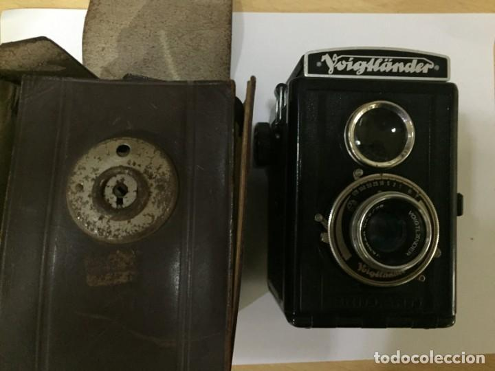 Cámara de fotos: VOIGTLANDER BRILLANT EXCELENTE - Foto 6 - 132886518