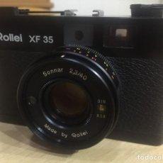 Cámara de fotos: ROLLEI XF 35. Lote 133039322
