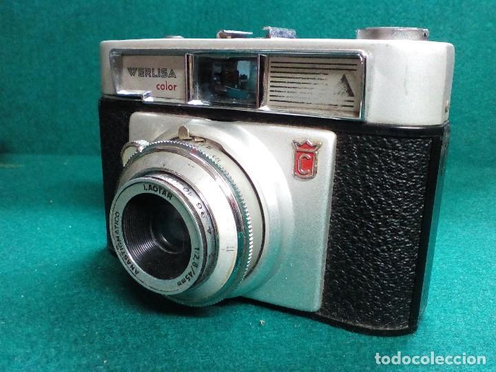 Cámara de fotos: CAMARA FOTOS WERLISA COLOR - Foto 6 - 133310510