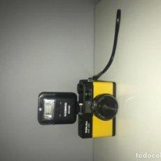 Cámara de fotos: CAMARA WERLISA CLUB COLOR CON FLAX COBRA CX130. Lote 133552482